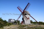 "Would you really expect to see a windmill on Nantucket?  Built in 1746 by Nathan Wilbur, a Nantucket sailor who had spent time in Holland, the ""Old Mill"", as its named, is the oldest functioning windmill in the country."